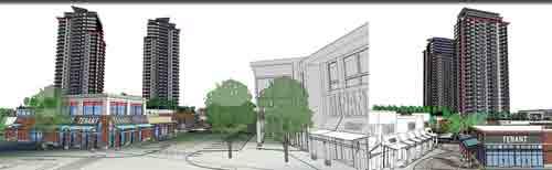 Fremont development