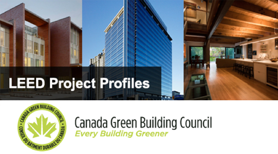 LEED Project Profiles
