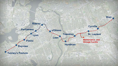Transit Routes