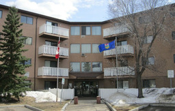 Edmonton apartment building