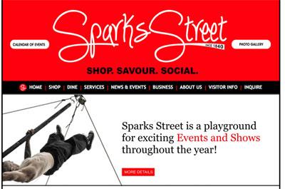 Sparks St.