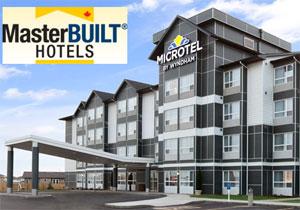 Master Built Hotels