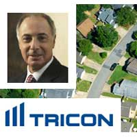Berman, CEO, Tricon
