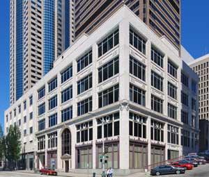 Ivanhoe Seattle Office Towers