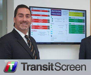 Transit Screen AY
