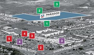 Paragon Business Park