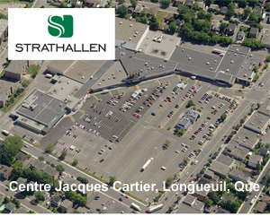 Strathallen Centre Jacques Cartier