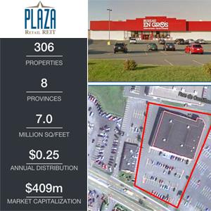 Plaza Retail REIT