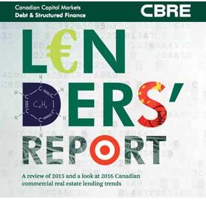 CBRE Lenders