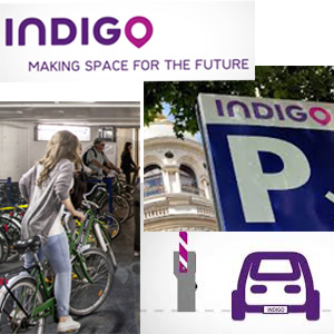 Indigo Vinci Parking