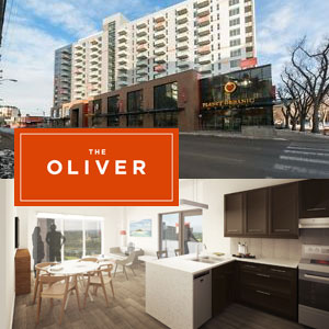 The Oliver Edmonton