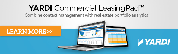 Commercial Leasing Pad
