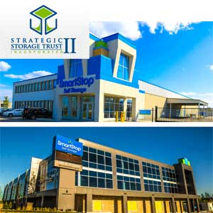 Strategic Storage Trust II