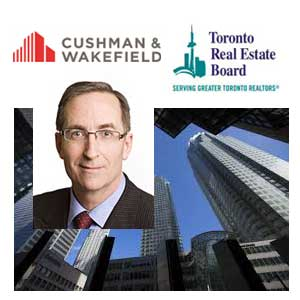 Stuart Barron - Cushman and Wakefield