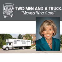 Two Men and Truck