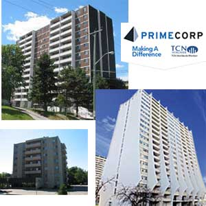 Primecorp apartments