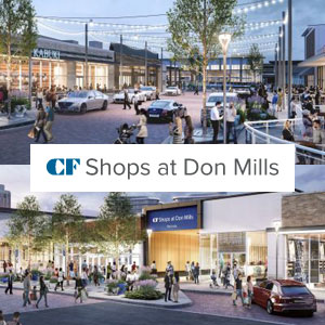 CF Shops at DonMills