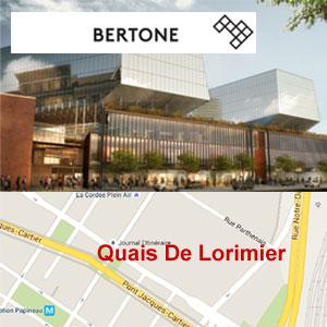 Quais De Lorimier - Bertone
