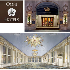 Omni Hotels - King Edward