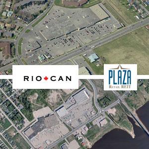 Riocan - Plaza Retail REIT