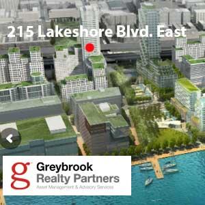 215 Lakeshore Blvd. E.