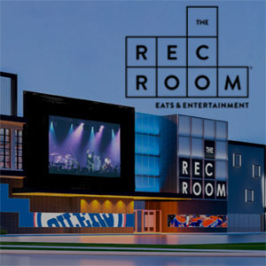 how to get to the rec room toronto