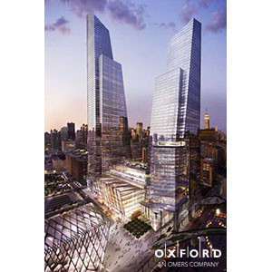 Oxford Properties - Hudson Yards