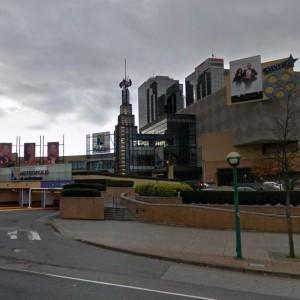 Metropolis at Metrotown shopping centre in Burnaby, B.C.