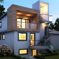 Vancouver's first Passive House.
