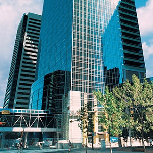 The TransCanada Tower in Calgary.