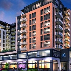 Westbury Montreal by Devmont.