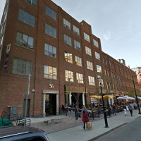 "56 The Esplanade has been purchased and added to several buildings Allied REIT calls ""The Assembly"" in Toronto's St. Lawrence Market area."