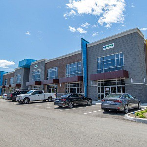 Kingridge Square in Oakville, Ont., is a commercial condominium project by Fortress and Kingridge Developments.