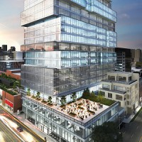 First Gulf's Globe and Mail Centre is one of three major office developments being delivered in Toronto in 2017.