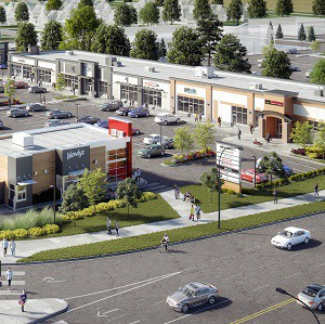 Residential and commercial developments led by Dream are helping rejuvenate High River, Alta.