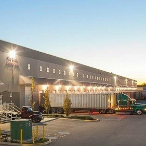 Pure Industrial REIT (PIRET) has acquired this Richmond, B.C., distribution centre among several recent transactions.