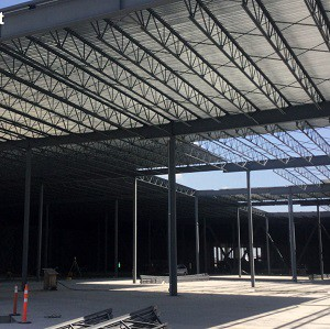 This 340,000 square foot warehouse in the East Richmond Business Park will soon house IKEA's new western Canada distribution centre. (Photo courtesy PIRET)