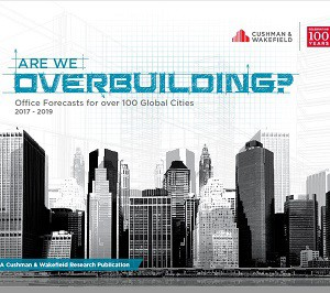 The Cushman & Wakefield Office Market report.