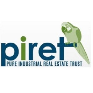 PIRET - Pure Industrial Real Estate Trust.