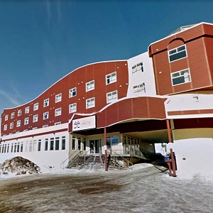 The Hotel Arctic property in Iqaluit, NU., has been sold by Northview Apartment REIT, reportedly to an Inuit-owned corporation. (Google Street View)