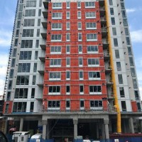 The Alexander is a 240-unit apartment tower under development by Killam REIT in Halifax.