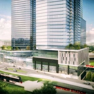 InterRent, Trinity and PBC are partners on a major multi-use development planned for the junction of Ottawa's two new LRT lines.