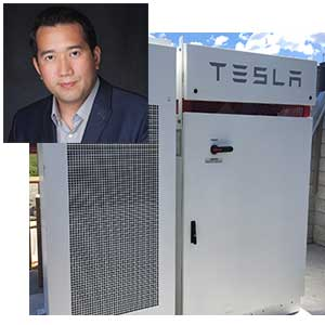 Peak Power Tesla Battery