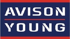 Avison Young logo.