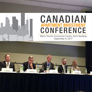 Canadian Apartment Investment Conference