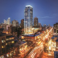 The Royal is being developed in Calgary by Bosa Development.