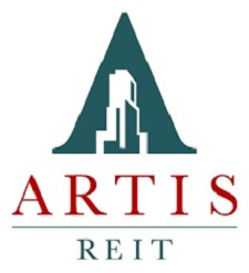 Artis REIT logo - the company has sold four more Alberta office properties.