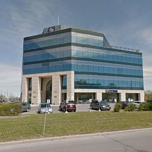 Office buildings at 303 and 301 Moodie Drive in Ottawa are getting a facelift from new owner True North Commercial REIT, which is part of the Starlight Investments group.
