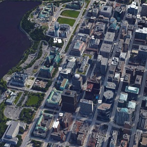 The Government of Canada owns and leases more than 41 million square feet of office space in Ottawa and Gatineau.