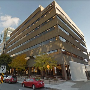 The headquarters of La Capitale Financial Group in Quebec City earned the BOMA Awards 2017 national TOBY honour for Corporate Facility.
